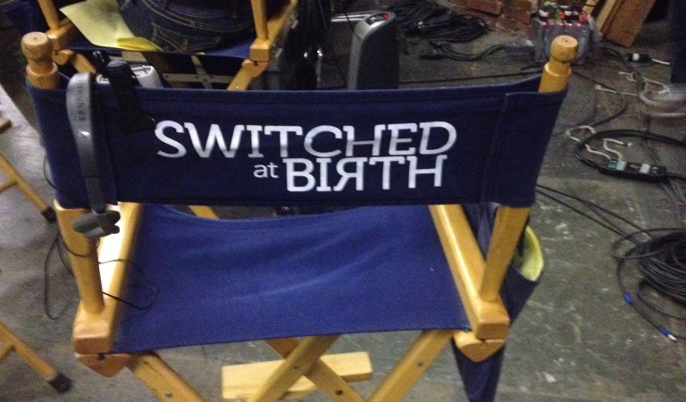 Switched At Birth chair