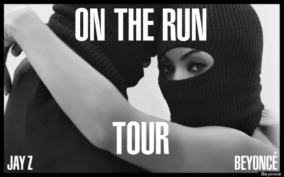 On The Run Tour Dates!