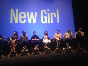 New Girl Emmy Panel