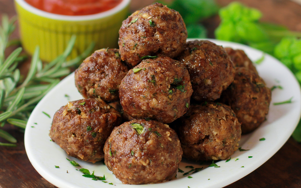 Mummy's Meatballs!