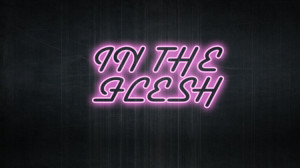 in the flesh logo