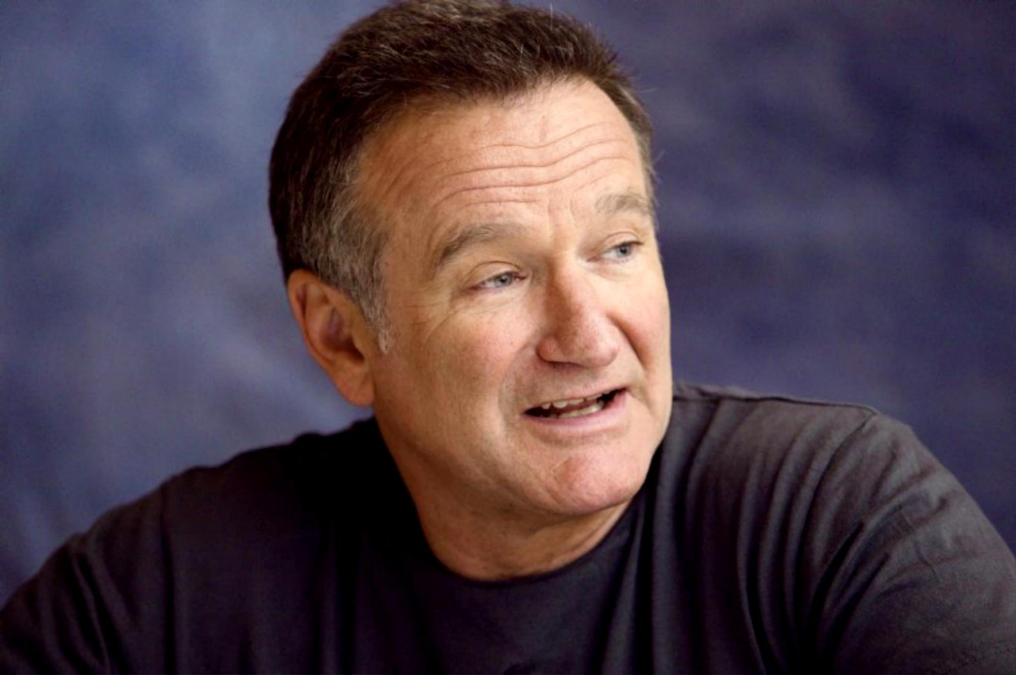 Robin Williams Possible Suicide