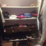 Closet after (sort of)