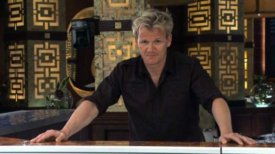 Gordon Ramsay At The London West Hollywood