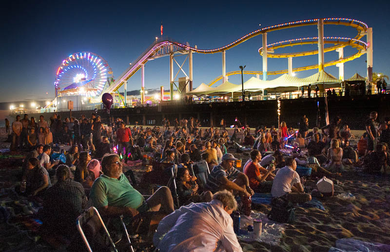 Free Concerts in Santa Monica