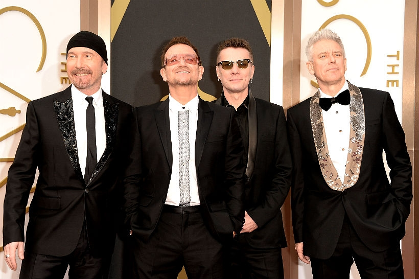 U2 and Their Epic Fail