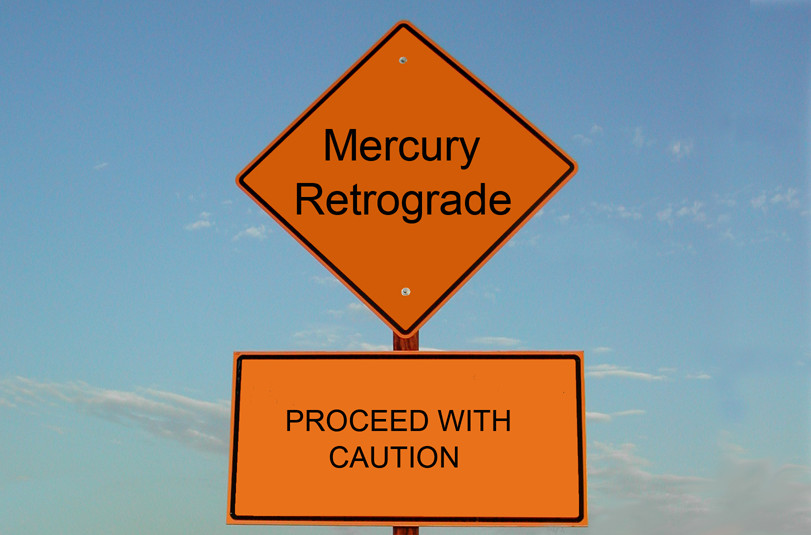 GOODBYE MERCURY