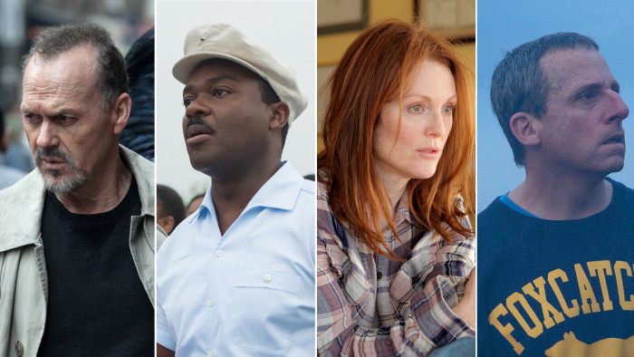 SAG Awards Nominees