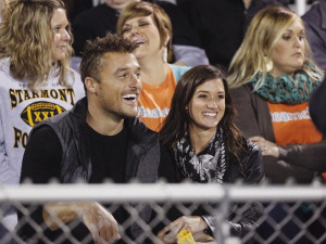 Jade and Chris have Friday Night Lights Fever in Arlington, Iowa