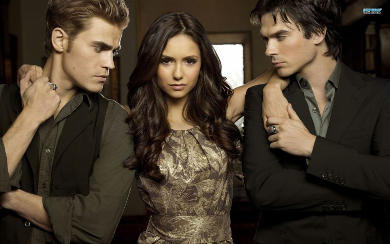 Nina Dobrev Leaving The Vampire Diaries