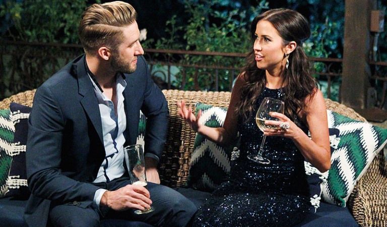 Shawn B. and Kaitlyn get to know each other after she is crowned The Bachelorette