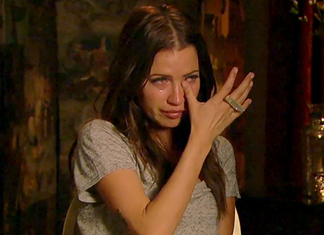 Kaitlyn brings on the water works as do her final 6 guys on this depressing and emotional episode