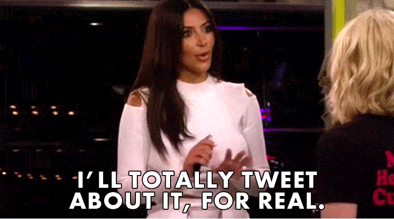 Kim Kardashian vs Social Media