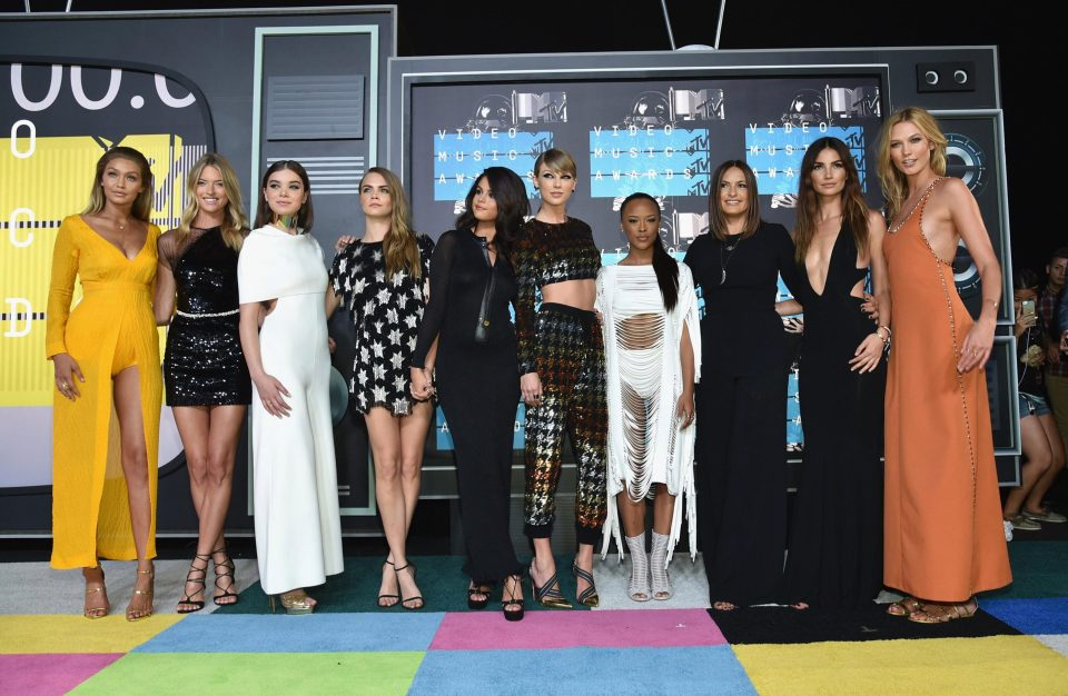 Taylor Swift's Squad…Real or Fake?
