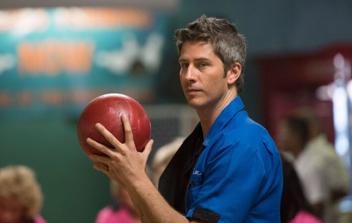 Arie Goes Bowling