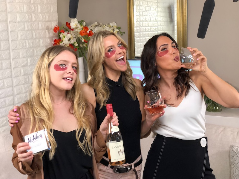 The Rosè Girls: Just F*cking Do It B*tch (Video)